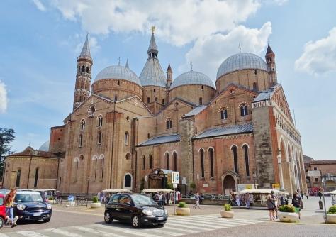 Padoue - basilique Saint Antoine de Padoue